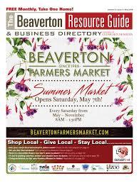 Beaverton Zip Code Map by Brg May 2016 By Beaverton Resource Guide Issuu