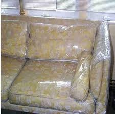 housse plastique canapé housse de protection pour canapé votre inspiration à la maison