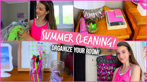 summer cleaning organize your room for summer diy tips and