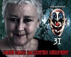 rob zombie u0027s u002731 u0027 has a satanic sister serpent bloody disgusting