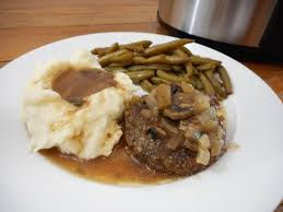 slow cooked salisbury steak 5 dinners in 1 hour