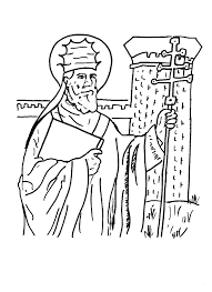 saints november coloring pages wife country