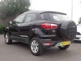nissan juke vs ford ecosport used 2014 ford ecosport titanium 1 0 t ecoboost 125ps 5dr 1 owner