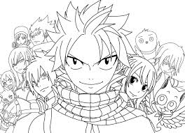 peaceful design fairy tail colouring pages 14 fairy tail coloring