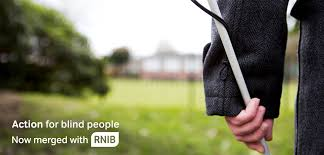 How Do People Get Blind Action For Blind People Merged With Rnib Rnib Supporting