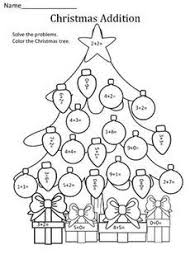try this pattern sample from my kindergarten christmas activities