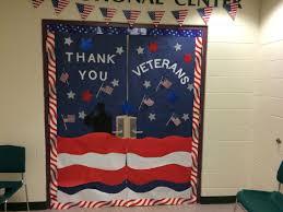 day door decorations veterans day door decorations library displays