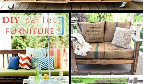 Pallet Furniture Patio by Furniture 20 Diy Pallet Patio Furniture Tutorials For A Chic And