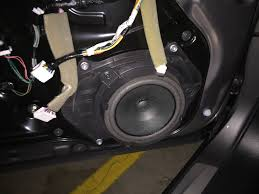 nissan altima coupe speaker sizes recommendations for front speaker replacement on the base model