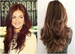fleco largo tendencias para tu cabello que tienes que probar este invierno