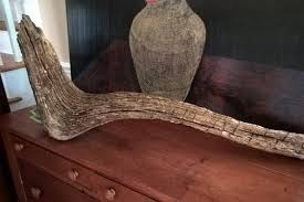 Large Driftwood Limb Wall Mantle Hanging Rustic Home Decor 119