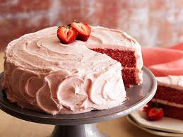 simply delicious strawberry cake recipe paula deen food network