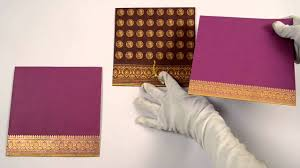 d 5893 purple color muslim cards islamic wedding cards muslim