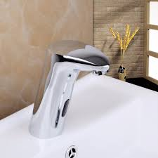 online shop bathroom basin sink faucet water mixer tap touch free
