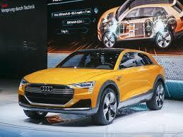 audi detroit detroit auto audi unveils hydrogen concept car