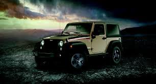 jeep rubicon recon jeep announces new limited edition wrangler rubicon recon press