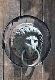 lion door knocker file burg neulengbach lion door knocker jpg wikimedia commons