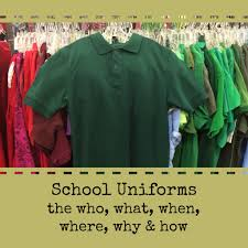 uniforms the who what when where why and how