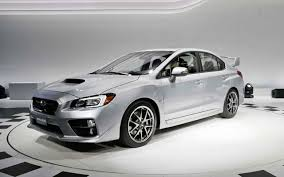 2018 Wrx Sti Twin Turbo Could Be A Hatchback Car Models 2017 2018