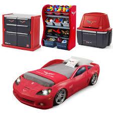 Dimensions Of Toddler Bed Corvette Bedroom Combo Kids Bedroom Combo Step2