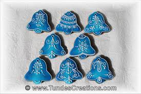 christmas bell cookies christmas lights decoration