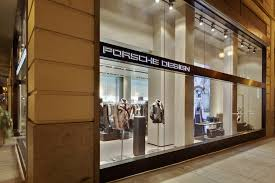 porsche design outlet porsche design opens store in san francisco autoevolution