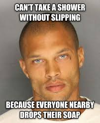 Meme Pictures Without Captions - jeremy meeks mugshot know your meme