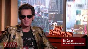 Was He Blind In The Book Of Eli Jim Carrey On U0027mind Tripping U0027 Magician Character In U0027burt
