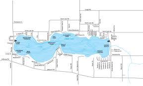 Lake Michigan Beaches Map by Clarklakemap Jpg