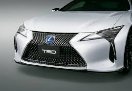 lexus shades of white lexus lc gets a subtle aero upgrade with the kind help of trd