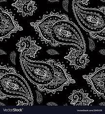 paisley pattern vector seamless paisley pattern royalty free vector image
