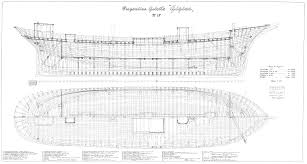 Model Ship Plans Free Wooden by Brigantine Schooner Gigino The Model Shipwright