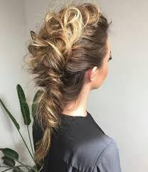 Hochsteckfrisurenen Irokese by Haar Trend Alarm Die Irokesen Hochsteckfrisur Frisuren Stil Haar