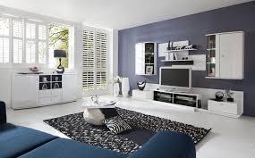 moderne wohnwand hochglanz moderne wohnwand vitrine anbauwand wohnzimmer mobel weis brombeer