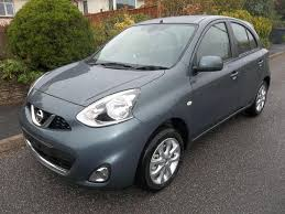 nissan micra 2016 nissan micra 1 2 acenta 5dr tungsten grey 2016 in sidmouth