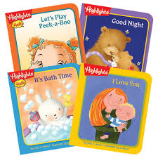 board books 4 book highlights children