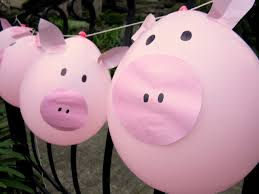 pig balloons 142 best blowing balloons images on balloons children