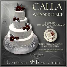 wedding cake the sims 4 second marketplace sculpted cake calla 4 tier cake