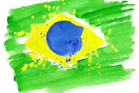 Blank Brazil Flag Watercolor Brazil Set Brazilian Flag By Nereia Thehungryjpeg Com