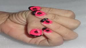 easy nail art with tools nail beauty tips at home youtube