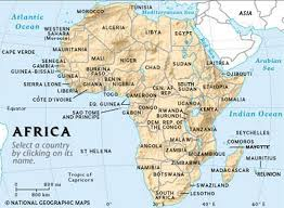 map of africa with country names africapoliticalmap new2 jpg