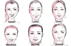 best hair for wide nose the bloomin couch the best haircut for your face shape
