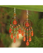 Deal Alert Turquoise Chandelier Earrings Deal Alert Topaz Chandelier Earrings U0027azure Dreamcatcher U0027 Thailand