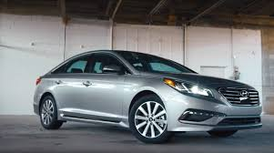 hyundai sonata 2017 best 4 door sedan top safety pick