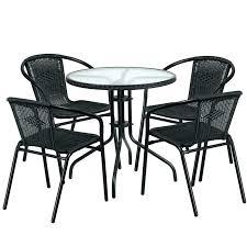 white plastic patio table plastic patio table and chairs lamonteacademie org