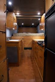 Sprinter Fifth Wheel Floor Plans by 158 Best Rvs Images On Pinterest Sprinter Camper Conversion Van
