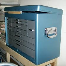 Kennedy Tool Box Side Cabinet This Tool Box Chest Was A Filthy And Rusty Mess This Is A Great