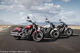 indian motorcycle announces 2016 models motorcycle usa