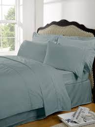 Egyptian Bed Sheets Highams 100 Egyptian Cotton Plain Dye Duvet Cover Multiple