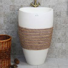 online get cheap stone pedestal sink aliexpress com alibaba group